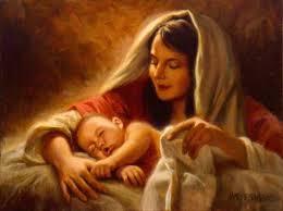 María y niño Jesús